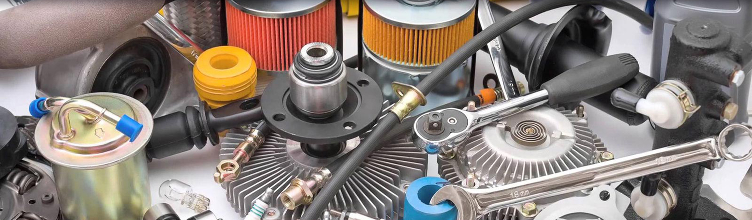 Auto, Truck and Machiner Parts and Supplies